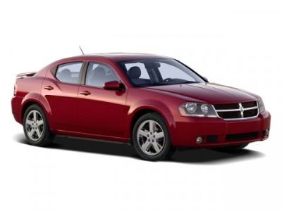 2009 Dodge Avenger SXT (Light Sandstone Metallic)