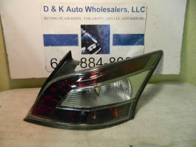 Buy NISSAN MAXIMA 2009-2012 RIGHT/PASSENGER SIDE OEM LED TAIL LIGHT!!!!! TESTED!!!!! motorcycle in Rockford, Michigan, US, for US $189.77