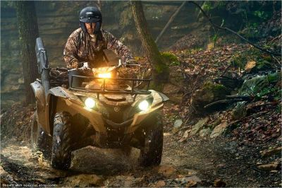 2017 Yamaha Grizzly EPS Utility ATVs Fayetteville, GA