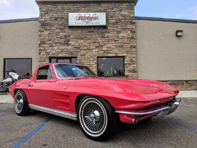 1964 Chevrolet Corvette (red)