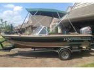 1998 Lund 1700-Pro-Sport Power Boat in Atlanta, TX