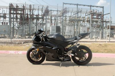 2007 Yamaha R-6 SuperSport Motorcycles Allen, TX