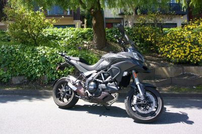 2013 Ducati MULTISTRADA 1200 S GRANTURISMO