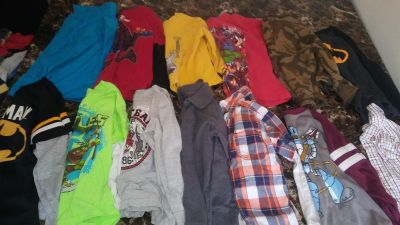 *huge * boys lot 64 pieces perfect for back to school everything you need!
