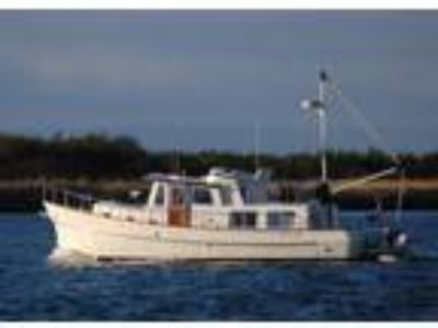 2008 Eagle 40 Pilothouse Trawler