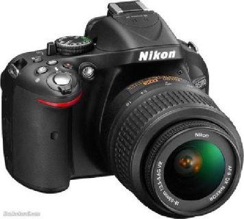 Buying DSLR Cameras & Lenses Higher Cash Today