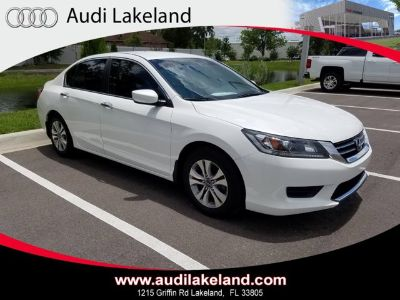 2014 Honda Accord LX ()