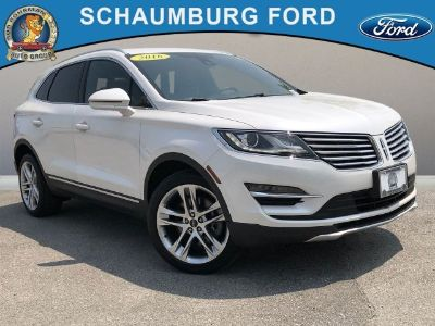 2016 Lincoln MKC Reserve (White)