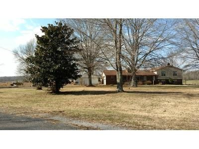 4 Bed 2 Bath Foreclosure Property in Yuma, TN 38390 - Crum Rd