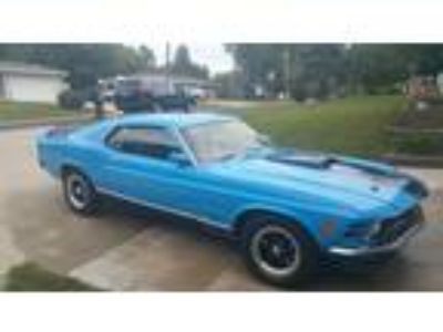 1970 Ford Mustang Mach I 5.8L Automatic