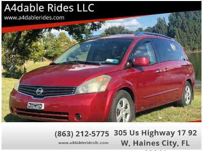 Used 2007 Nissan Quest for sale
