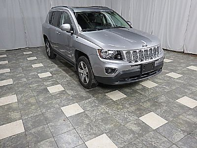 2016 Jeep Compass 4WD 4dr LIMITED