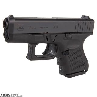 For Sale/Trade: NIB Glock 26 Gen4 9mm
