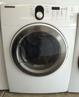Samsung Electric Dryer in White