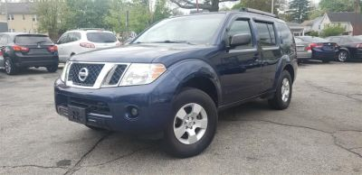 2009 Nissan Pathfinder LE (Blue)