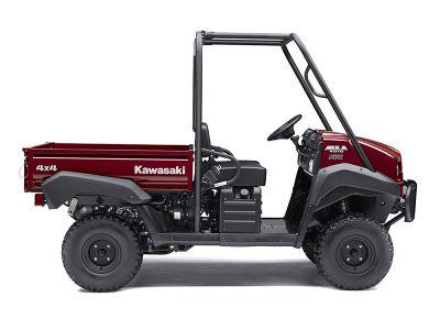 2017 Kawasaki Mule 4010 4x4 Utility SxS Utility Vehicles South Hutchinson, KS