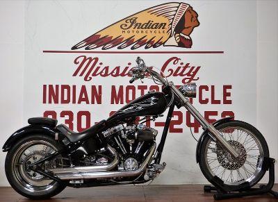 $7,985, 2002 Rolling Thunder Custom Chopper