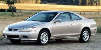 2001 Honda Accord EX (Satin Silver Metallic)