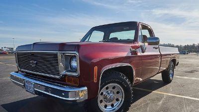 1974 Chevrolet Cheyenne C20