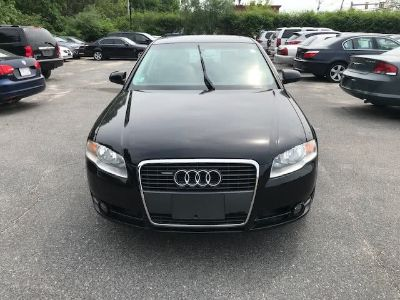 2007 Audi A4 2.0T quattro (Black)