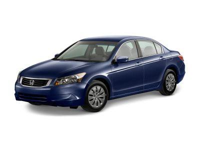 2009 Honda Accord LX (Polished Metal Metallic)