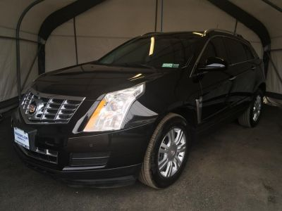2014 Cadillac SRX Luxury Collection (Black)