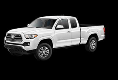 2018 Toyota Tacoma SR5 (Super White)