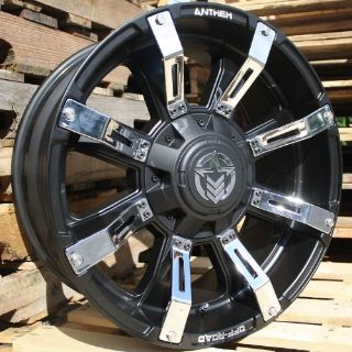 Find 20x9 Matte Black Defender 6x135 & 6x5.5 -12 Wheels WildPeak AT Tires motorcycle in Saint Charles, Illinois, United States, for US $2,400.62