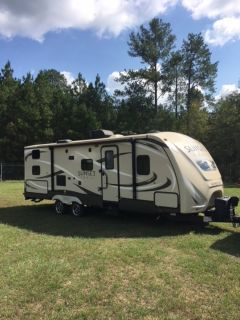 2016 CrossRoads Sunset Trail Super Lite 270BH