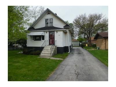 3 Bed 1 Bath Foreclosure Property in South Holland, IL 60473 - Woodlawn West Ave