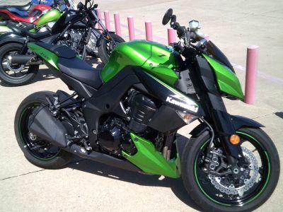 2013 Kawasaki Z1000 Sport Motorcycles Burleson, TX