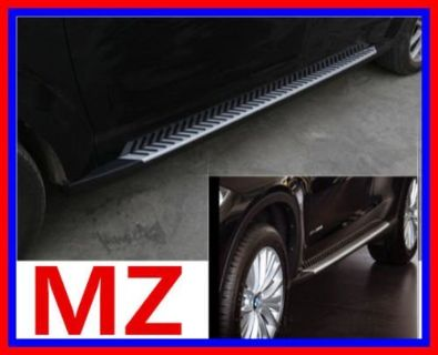 14-16 Dodge JOURNEY JCUC OE Style Aluminum Running Board Pair Set Side NERF Bar