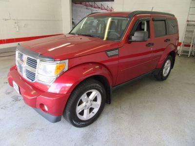 2007 Dodge Nitro SXT (Red)