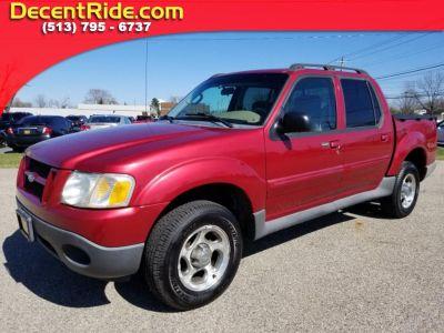 2004 Ford Explorer Sport Trac XLS (Red Fire Metallic)