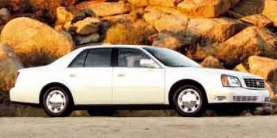 2001 Cadillac DeVille Base (White Diamond Pearl)