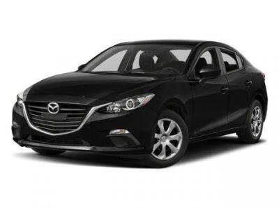 2016 Mazda Mazda3 i Sport (Blue Reflex Mica)