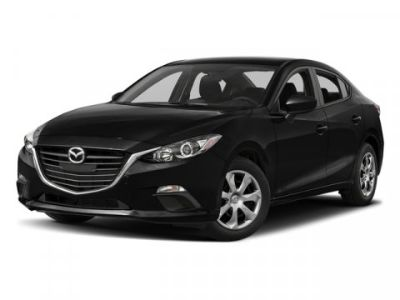 2016 Mazda Mazda3 i Sport (Liquid Silver Metallic)