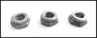 """Sell TRIUMPH 500 650 750 PHILIDAS 5/16"""" X 24 TPI THIN ALTERNATOR NUT SET PN# 14-0702 motorcycle in Denver, Colorado, US, for US $10.95"""