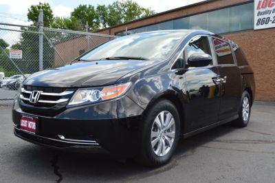 2014 Honda Odyssey EX-L (Black)