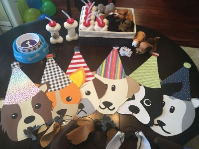 Puppy Party Supplies