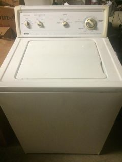 $300, Kenmore electric washer and dryer