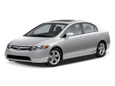 2008 Honda Civic EX-L (Blue)