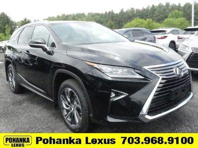 2018 Lexus RX (Black)