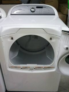 super nice washer and dryer  (Whirlpool cabrio)