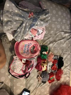 Baby clothes lot 0-3 & 3-6 months
