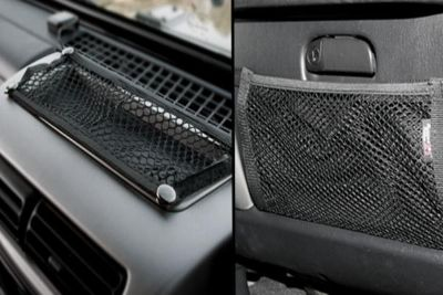 Sell Rugged Ridge 13551.20 - 97-06 Jeep Wrangler Interior Mesh Storage Kit 2 Pcs motorcycle in Suwanee, Georgia, US, for US $19.01