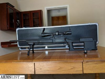 For Sale: Custom Savage Model 10