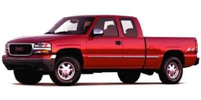 2002 GMC Sierra 1500 SLE (Pewter Metallic)
