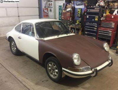 1968 Porsche 912/6