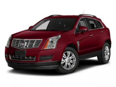 2014 Cadillac SRX Performance Collection (Glacier Blue Metallic)